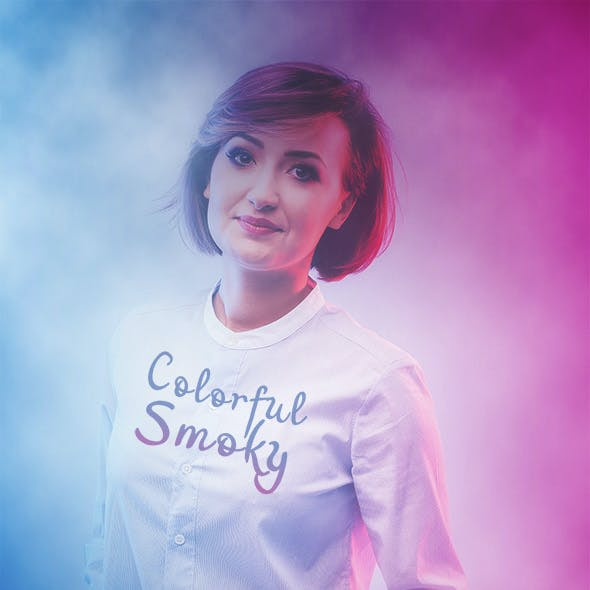 Colorful Smoky Action