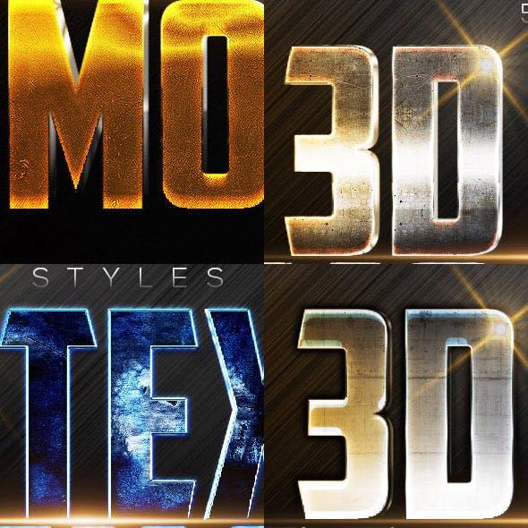 Marvelous Text Styles V30