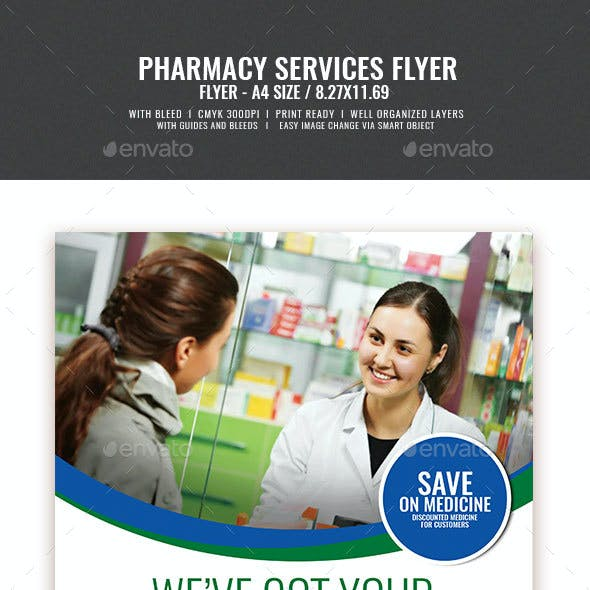 Pharmacy Services Flyer v2