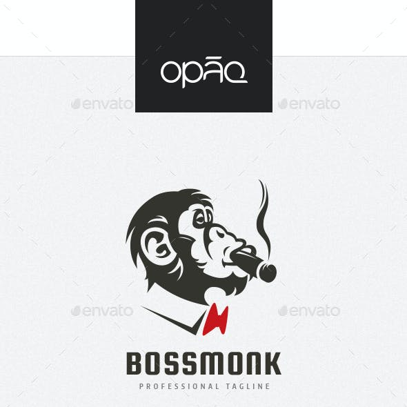 Smoking Monkey Business Logo