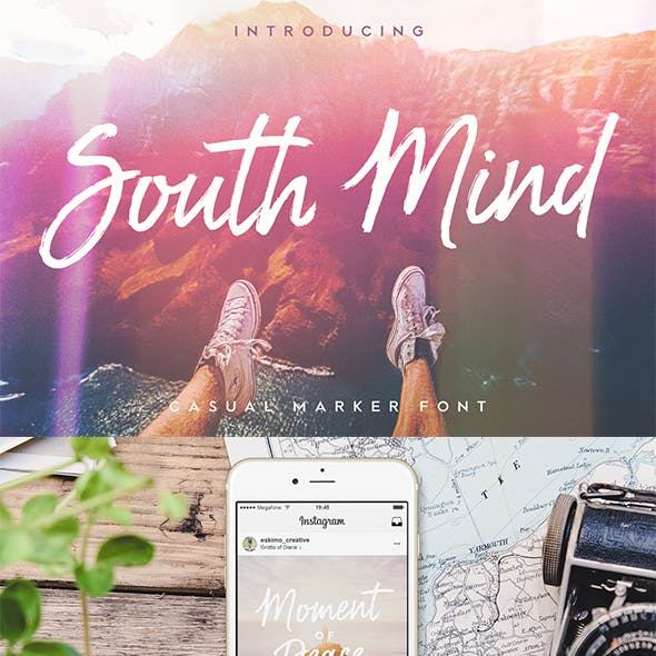 South Mind Font