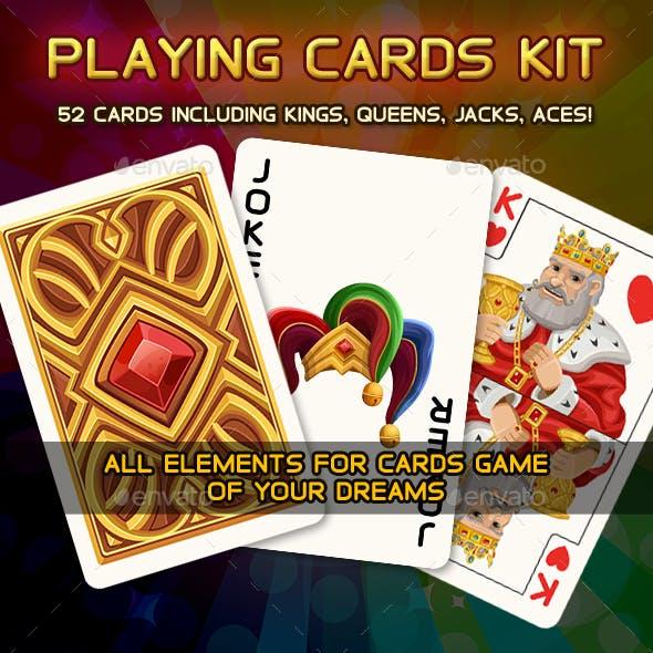Playing Cards Kit