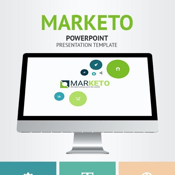 Marketo Powerpoint Presentatio