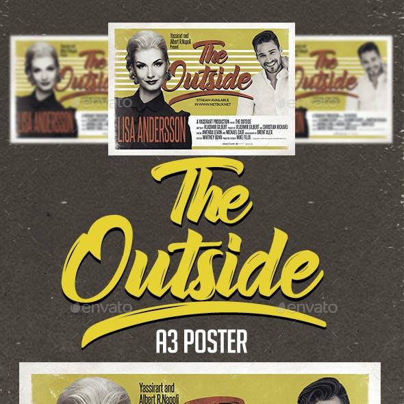Vintage Poster Film A3