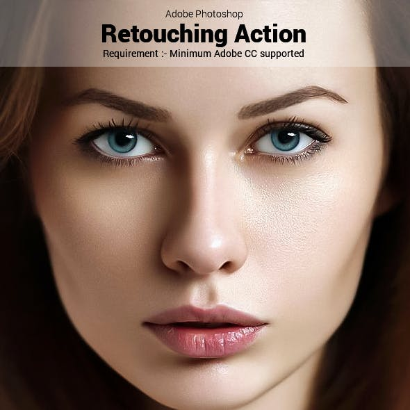 Retouching Action