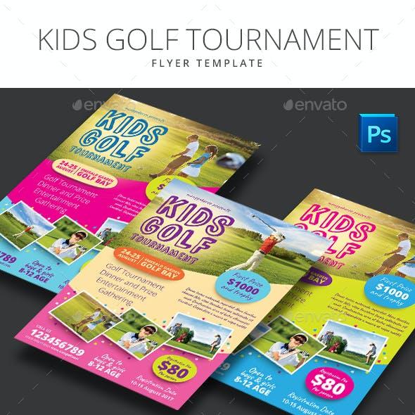 Kids Golf Tournament