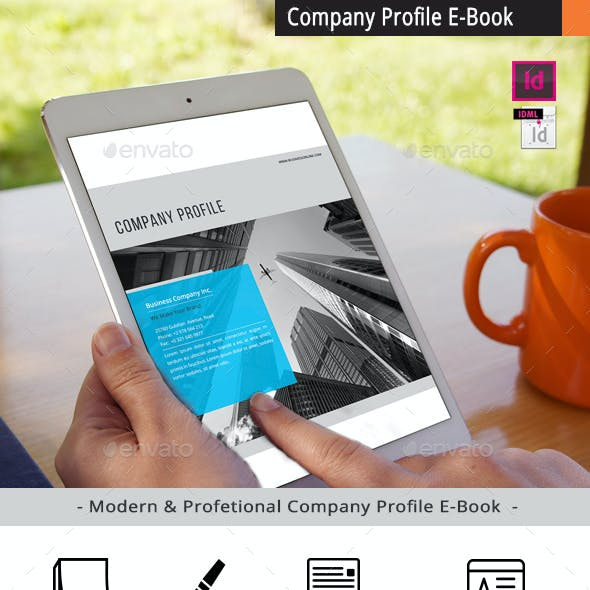 Company Profile E-Book