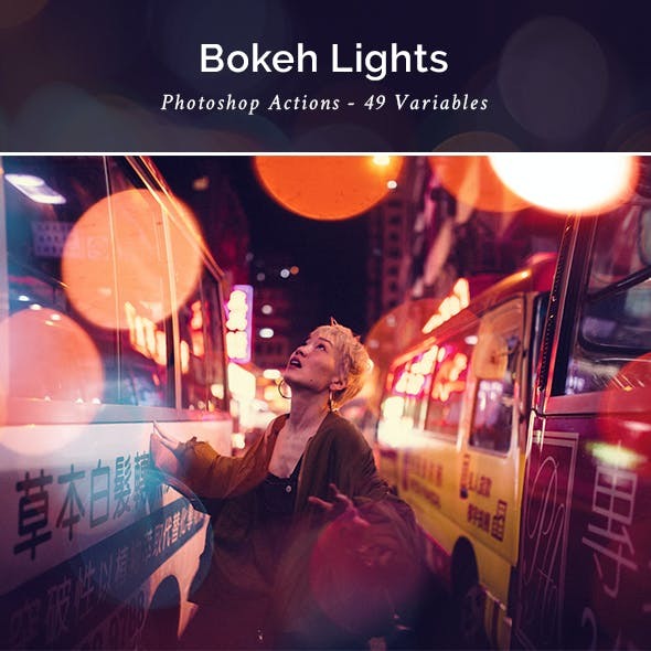 49 Bokeh Lights