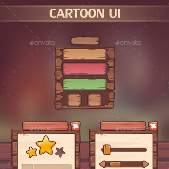 Cartoon UI