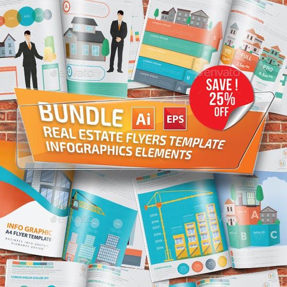 Bundle Real Estate Infographics