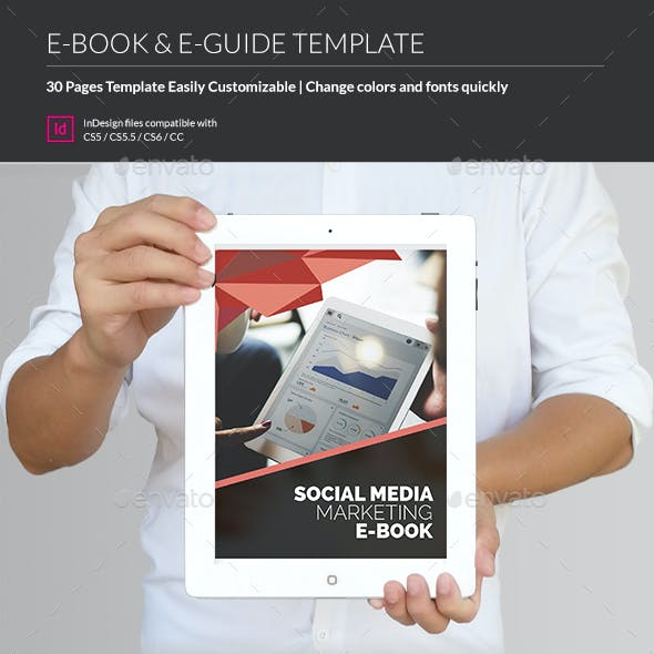 Ebook Eguide Template