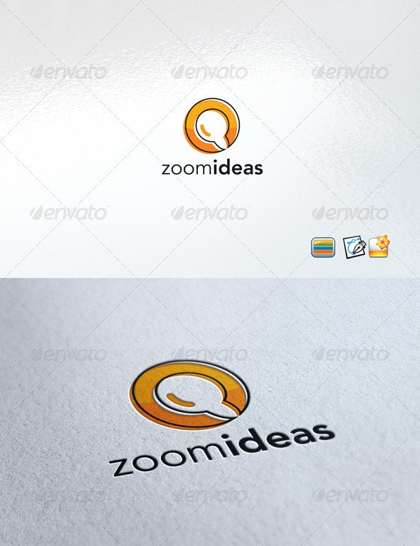 Zoom Ideas - Vector Abstract