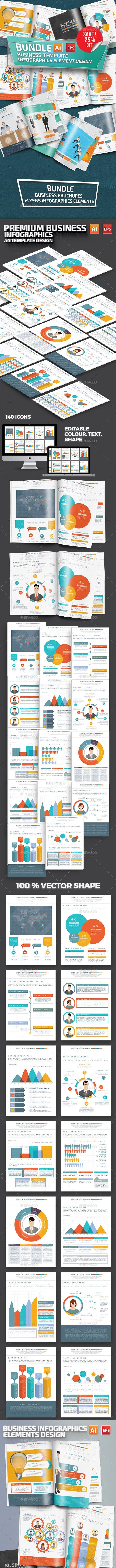 Bundle Infographics Template - Infographics