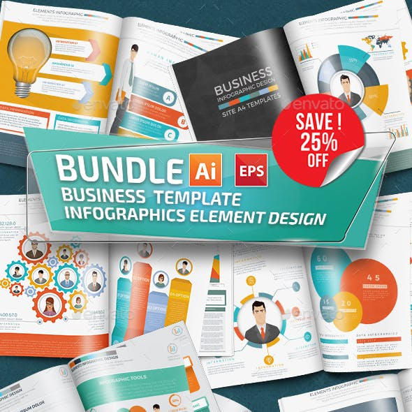 Bundle Infographics Template