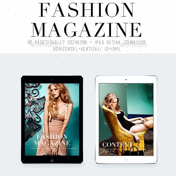 Ipad&Tablet Fashion Magazine