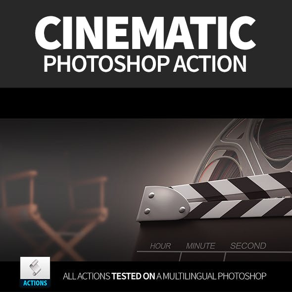Cinematic Film & Special Effects Actions