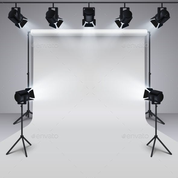 Lighting Equipment and Professional Photography