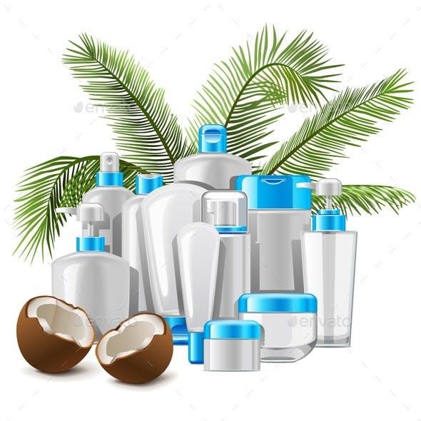 Vector Coconut Cosmetics