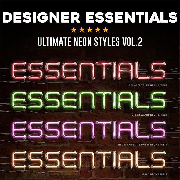 Designer Essentials Neon Vol.2