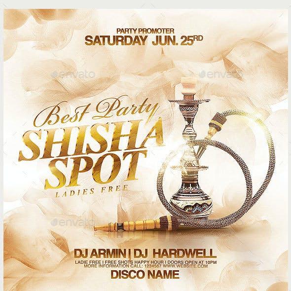 Shisha Spot Party