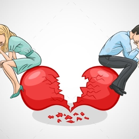 A Broken Heart and the Disorder of Love