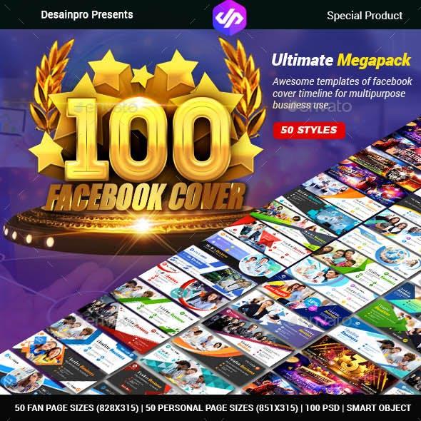 Facebook Cover Ultimate Megapack
