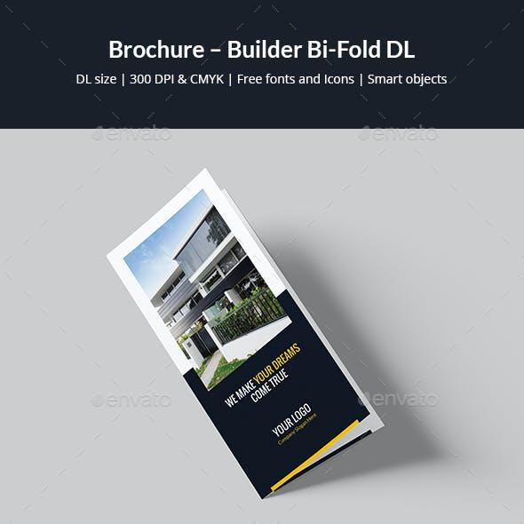 Brochure – Builder Bi-Fold DL