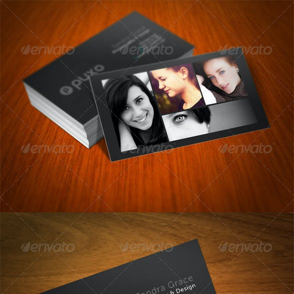 Business Cards | Photography Purpose