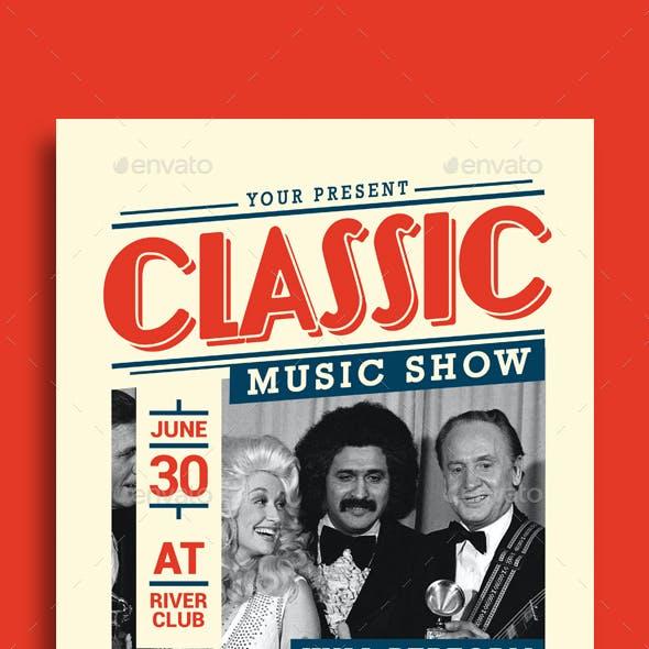 Classic Music Show