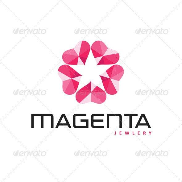 Magenta Jewelry - Logo Templates
