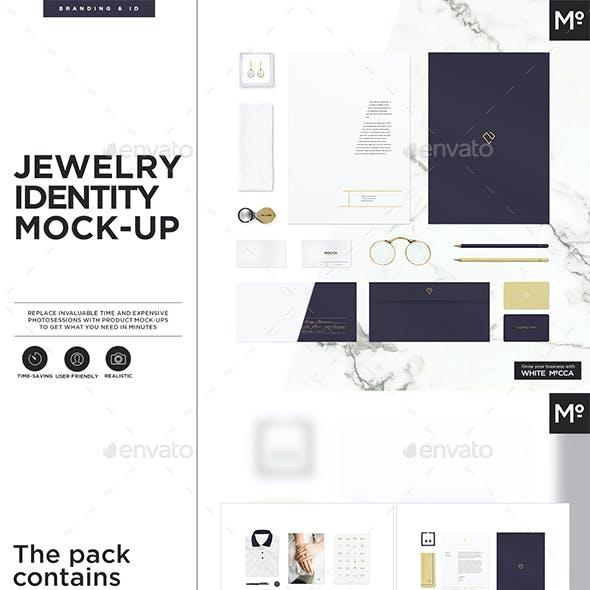 Jewelry Identity Mock-up