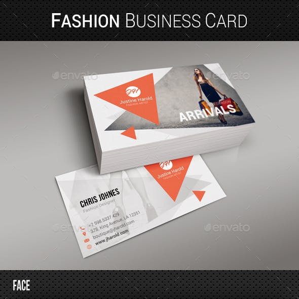 Fashion Business Card 10