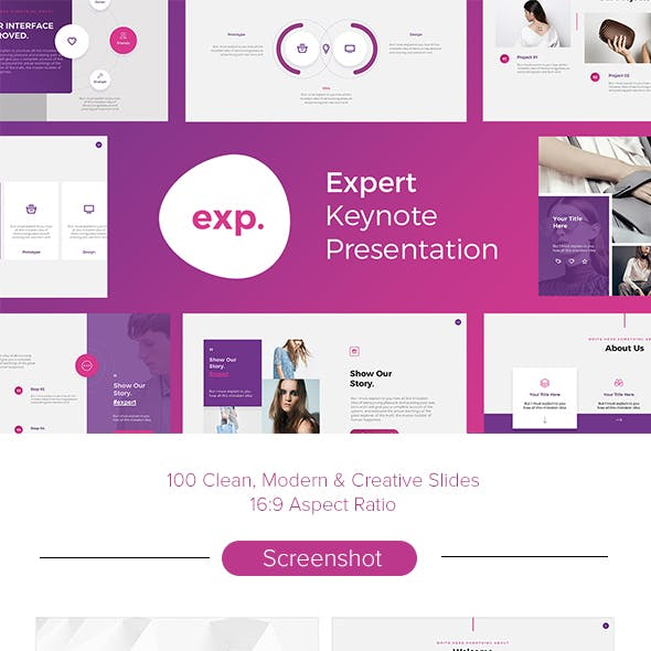Expert Keynote Presentation