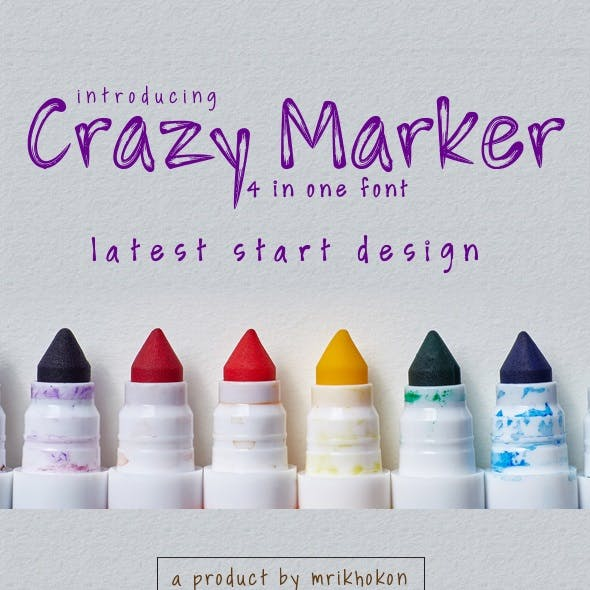 Crazy Marker