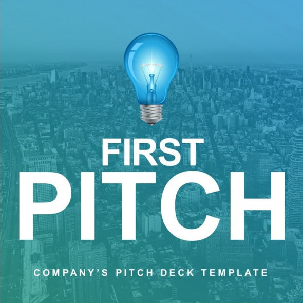 First Pitch Powerpoint