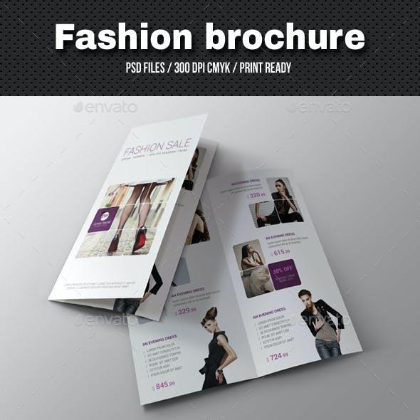Fashion Bi-Fold Brochure 03