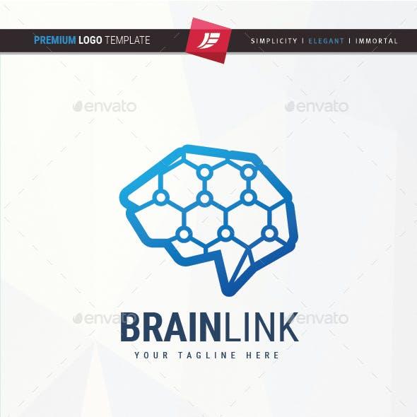 Brain Link Logo