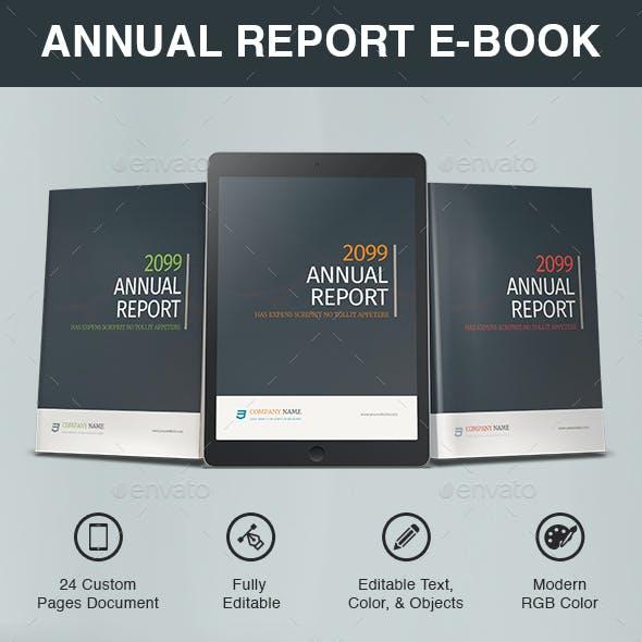 Annual Report E-Book