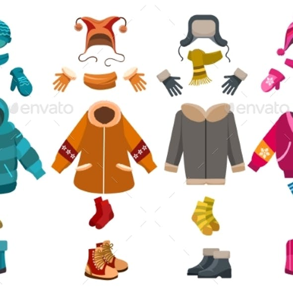 Winter Clothes and Cold Weather Accessories