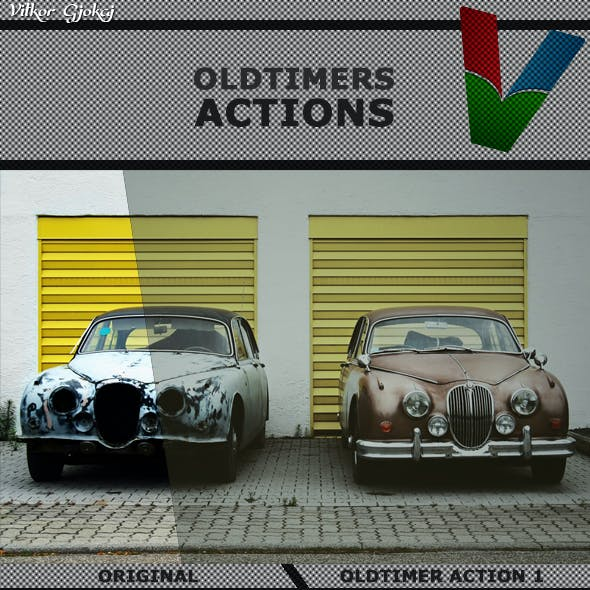 Old-Timer Actions 1