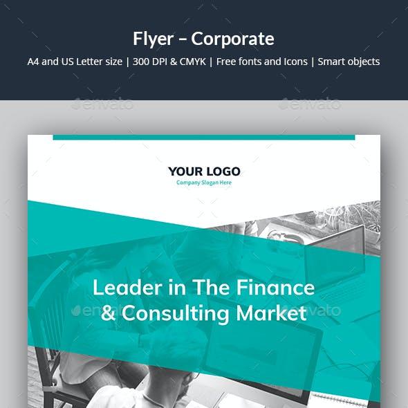 Flyer – Corporate
