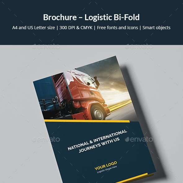 Brochure – Logistic Bi-Fold