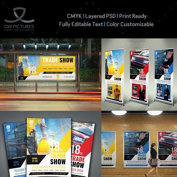 Trade Show Advertising Bundle
