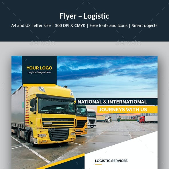 Flyer – Logistic