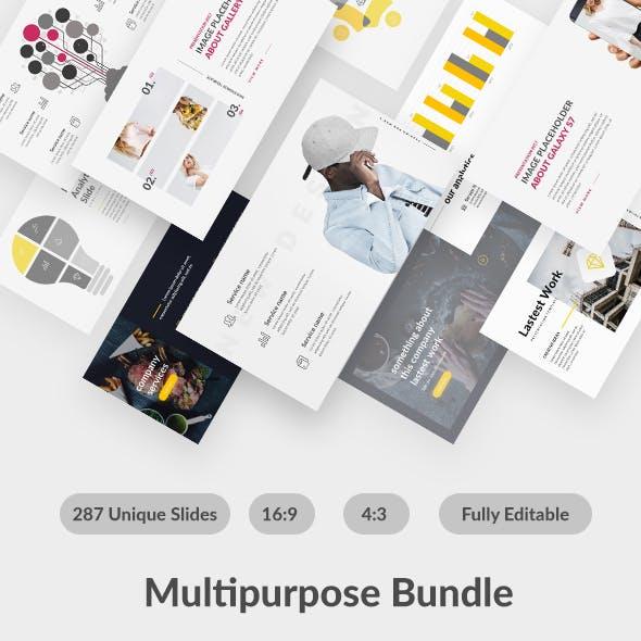 Multipurpose Bundle Keynote Template