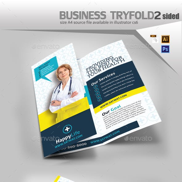 Medical Trifold