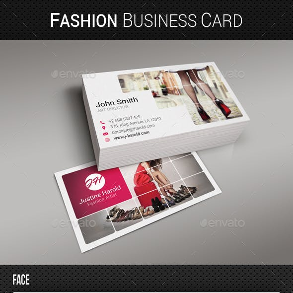 Fashion Business Card 11
