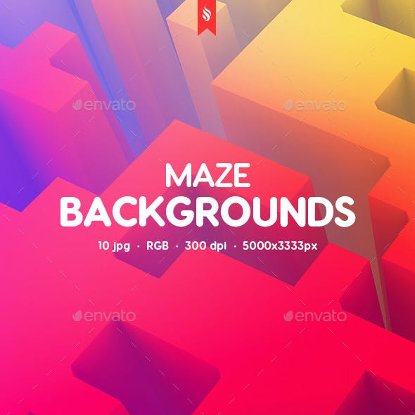 Maze Backgrounds