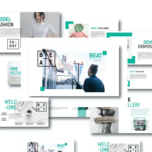 Multipurpose Creative Template Keynote