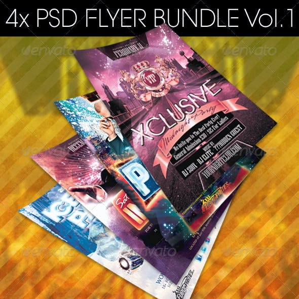 Flyer Bundle Vol.1